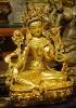 Green Tara Statue