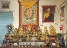 Jetsunma's Prayer Room Altar 2
