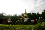 Group Practice Long Life Stupa Park KPC-MD