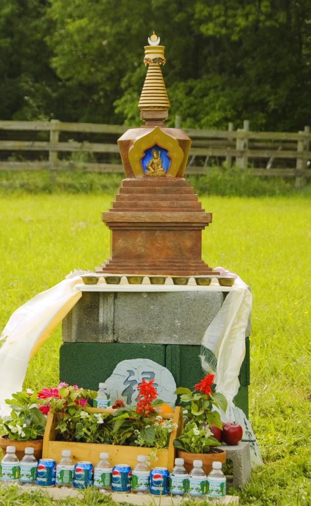 Jetsunma's Stupa