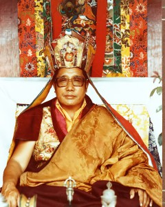 His Holiness Pedma Norbu Rinpoche