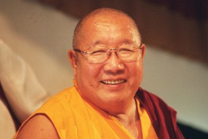 His Holiness Kyabje Penor Rinpoche