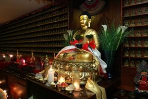 WM-198-23 Shakyamuni altar-M