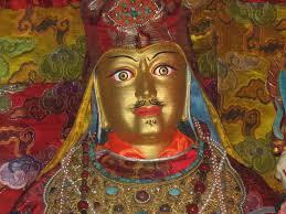 Guru Rinpoche Face