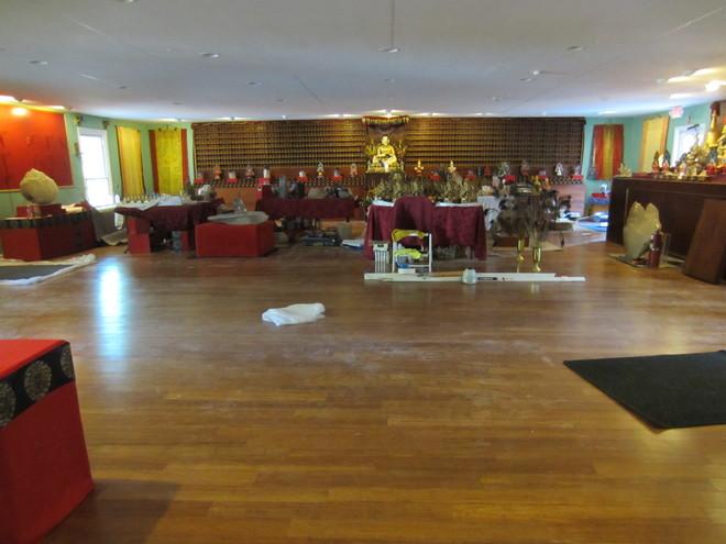 renovation tibetan buddhist altar. Black Bedroom Furniture Sets. Home Design Ideas